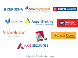 Top 10 Stock Brokers In India
